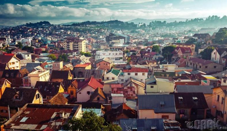 Антананариво, Мадагаскар улс