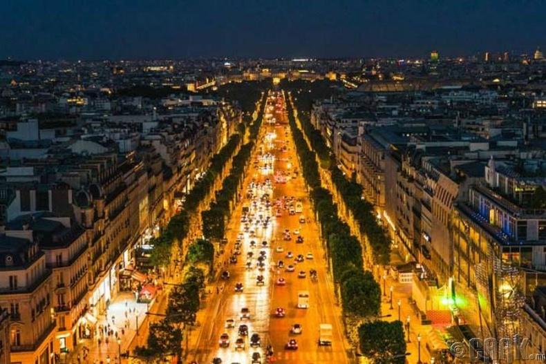 Элизейн өргөн чөлөө, Парис- $13.922