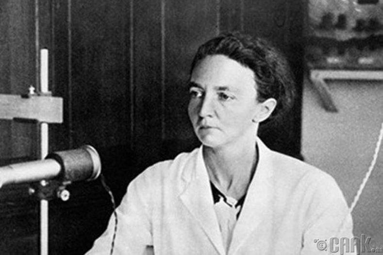 Ирене Жолио-Кюри (Irene Joliot-Curie), 1897-1956