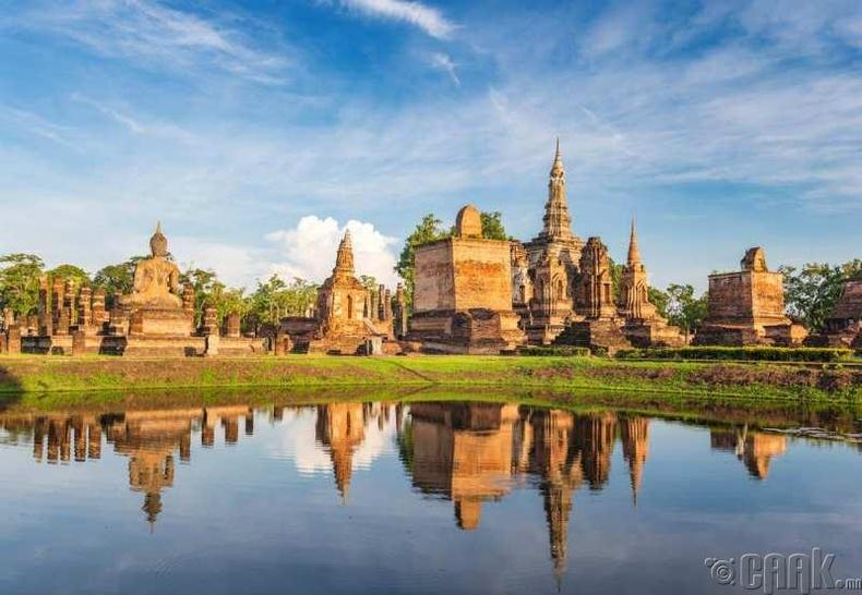 """""""Sukhothai"""" хуучны хот"""