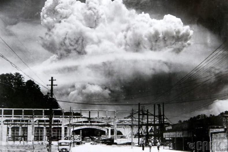 Нагасаки хотын цөмийн бөмбөгдөлт