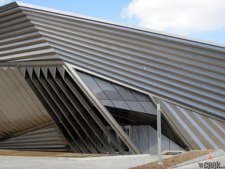 АНУ, Мичиганы их сургуулийн урлагийн музей