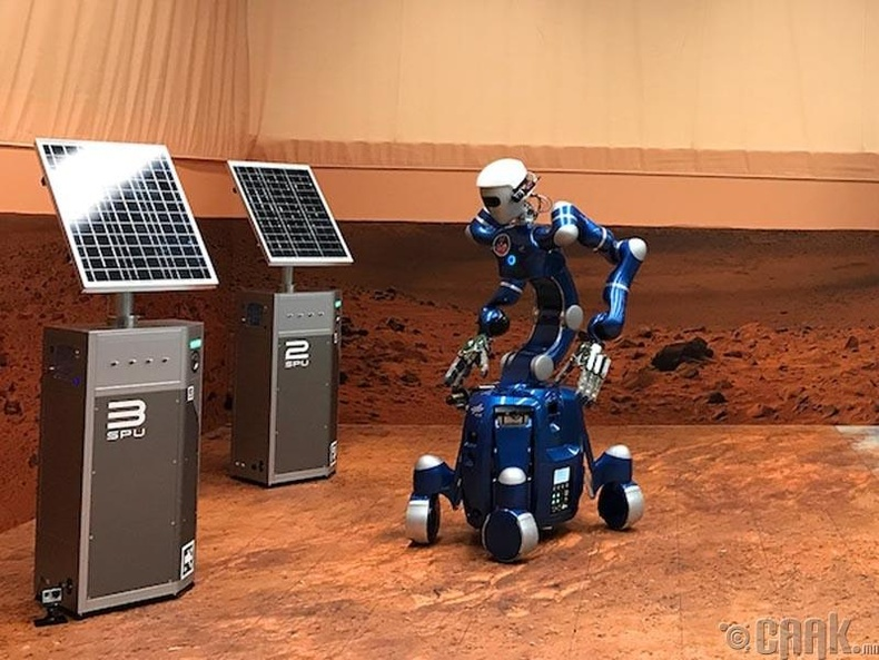 Сансрын роботууд