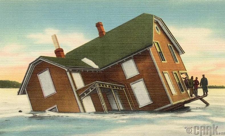 Гарднера нуур, Коннектикут муж, АНУ