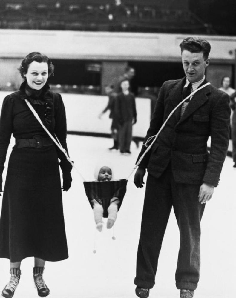 Залуу гэр бүл, 1937 ог