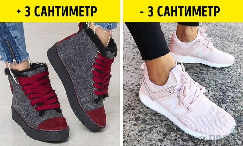 Өндөрлөсөн гутал