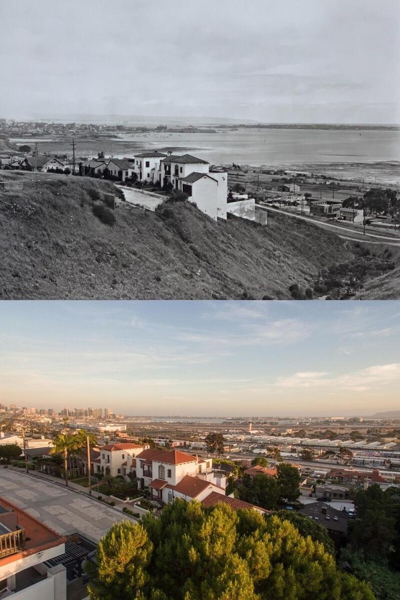 Калифорнийн Сан Диего - 1927 ба 2020 он