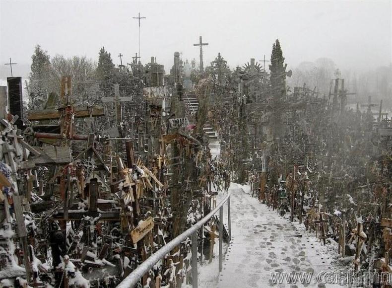 Литва, Загалмайн овоолго