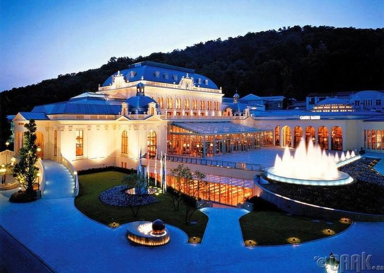 """Baden-Baden"" казино - Герман"