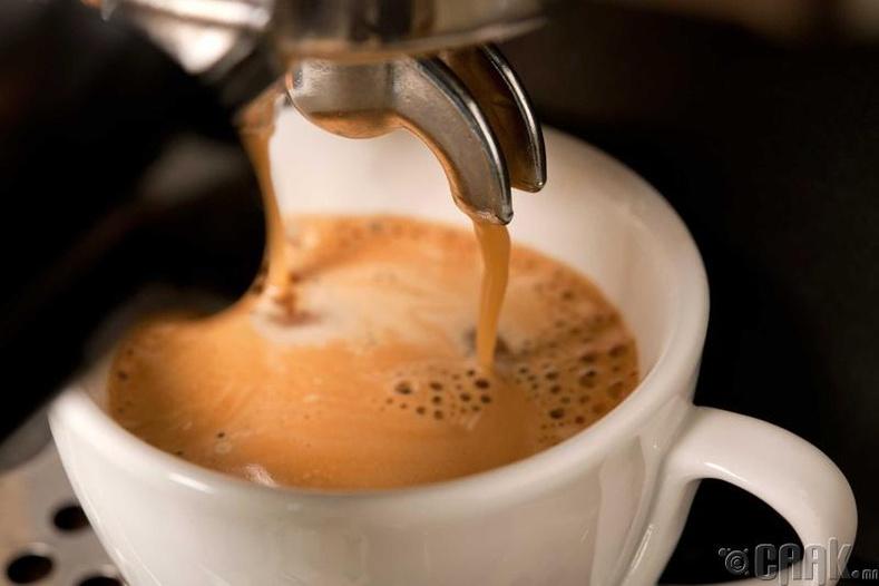 Цай, кофе уухгүй байх