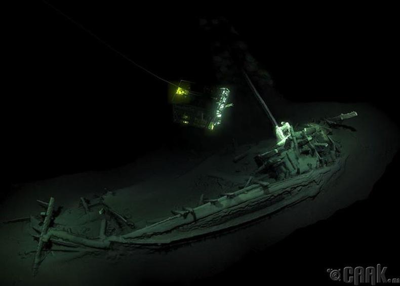 """Грекийн """"Титаник"""""""