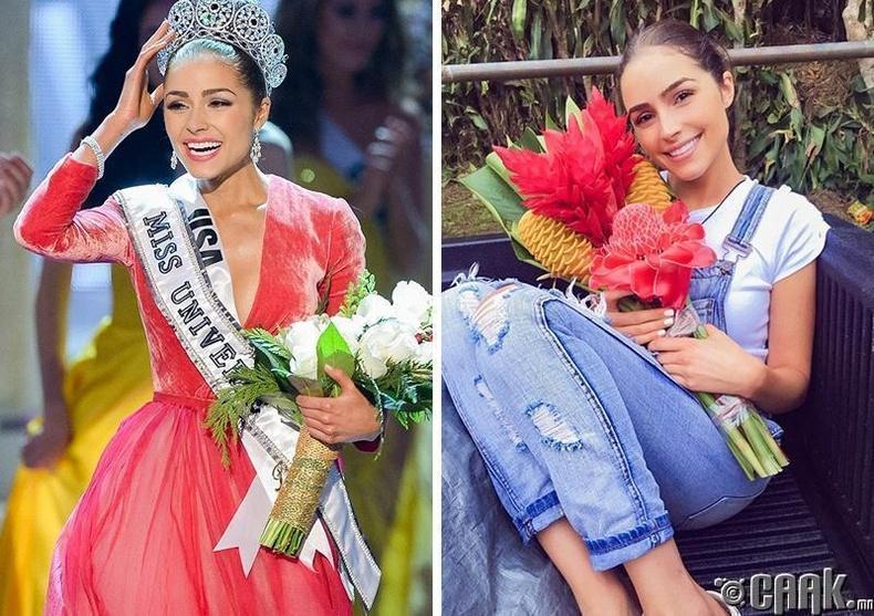 """Оливия Калпу, АНУ (Olivia Kalpo) """"Miss Universe-2012"""""""