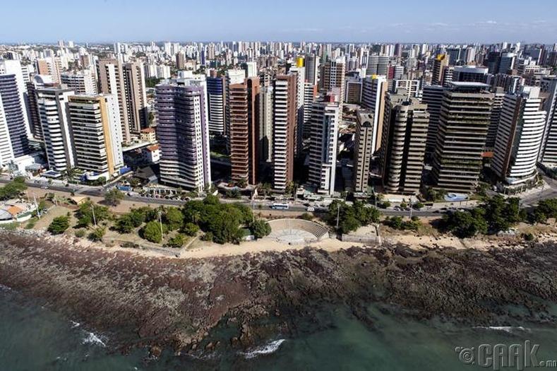 Форталеза хот, Бразил улс