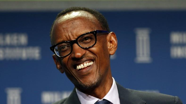 Пол Кагаме (Paul Kagame)