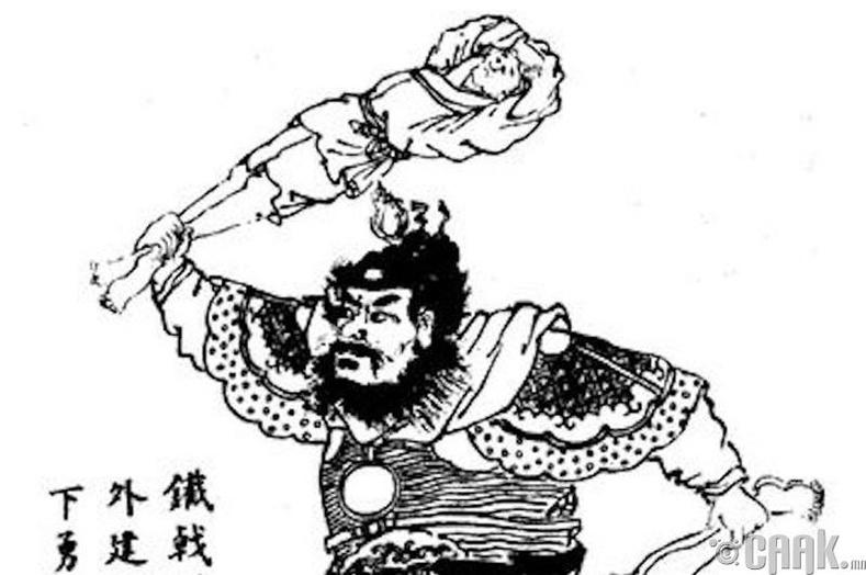 Диан Вей (Dian Wei) - Ванченийн тулаан