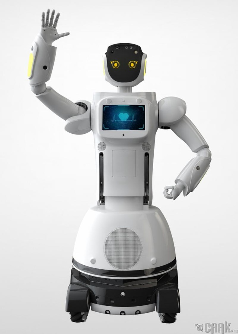 Асрагч робот