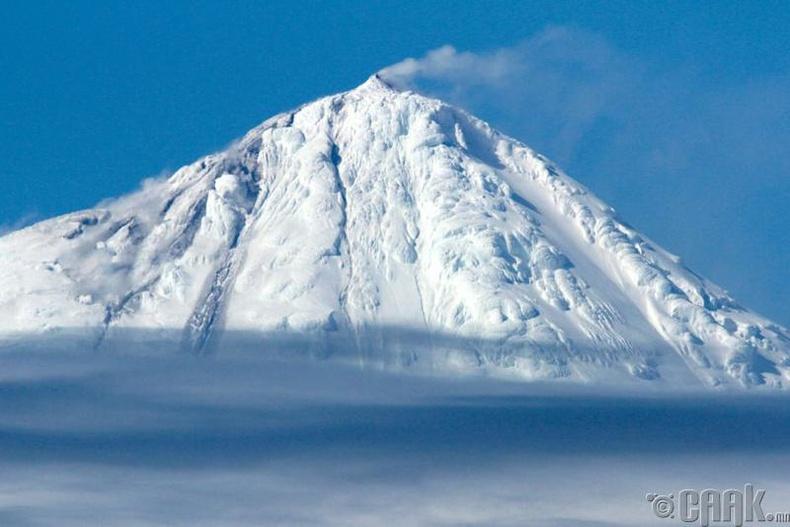 Идэвхтэй галт уул одоог хэр нь бий