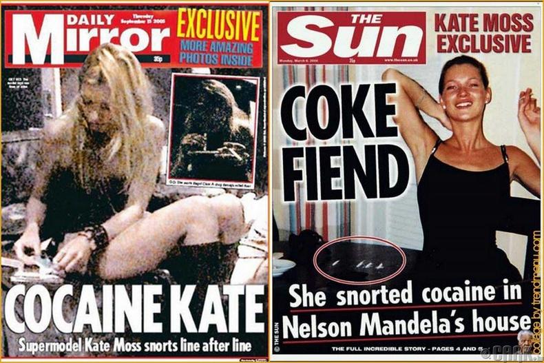 Кейт Мосс - Хүүхдэдээ бус хар тамхинд цаг гаргадаг ээж
