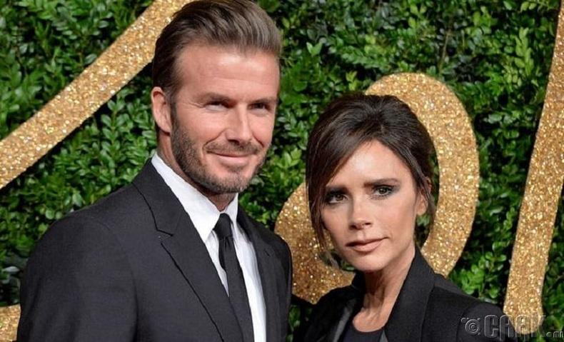 Дэвид Бэкхем (David Beckham) болон Виктория Адамс (Victoria Adams)