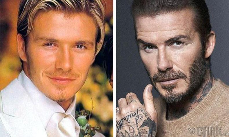Хөлбөгчин Дэвид Бекхэм (David Beckham) - 44 настай