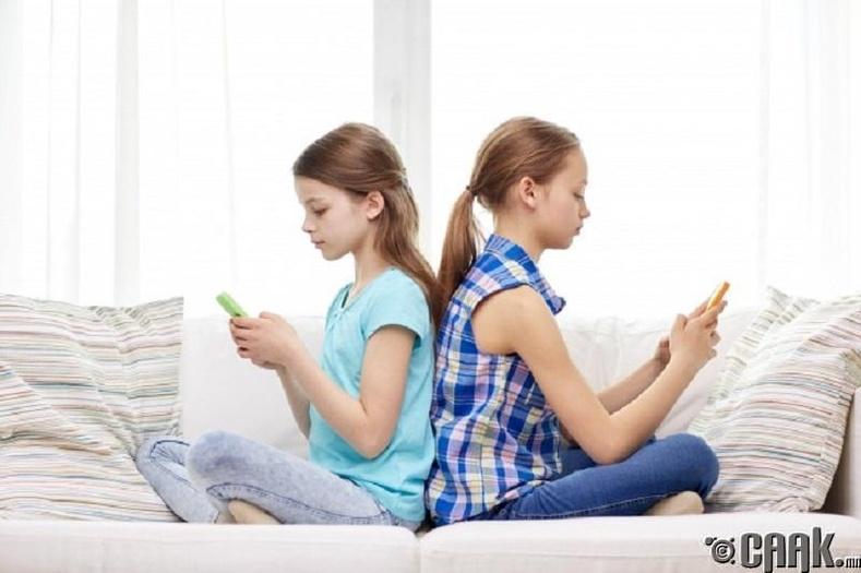 """Утас, техникгүй 8 цаг: """"Миний хүүхэд муу байж болохгүй, хамгийн мууг бод"""""""