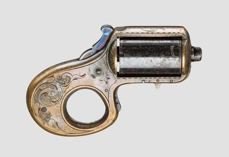 22 мм-ийн револьвер буу (АНУ, 1865)