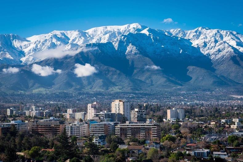 Бүгд Найрамдах Чили Улс (Chile)