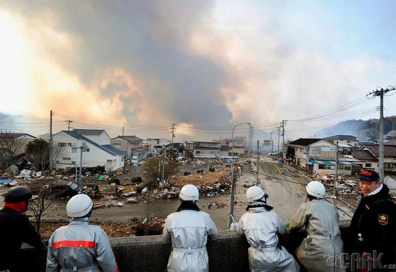 Фүкүшимагийн дэлбэрэлт (2011.03.11)