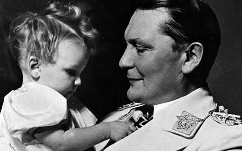 Нөлөө бүхий нацист удирдагчдын хүүхдүүдийн хувь заяа