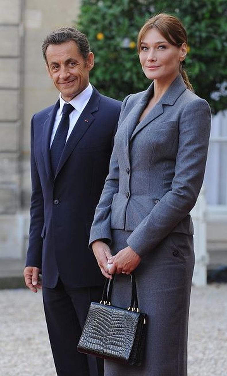 Никола Саркози, Карла Бруни