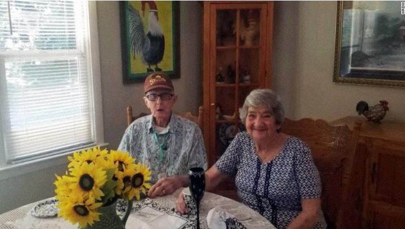 71 жил ханилсан хос хоёул нэг өдөр өөд болцгоожээ