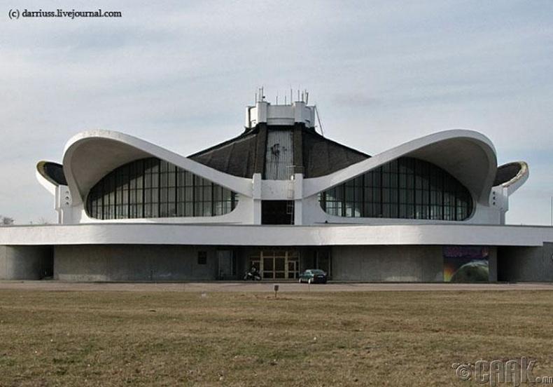 """""""Белэкспо"""" үзэсгэлэнгийн танхим, Минск, Беларусь"""