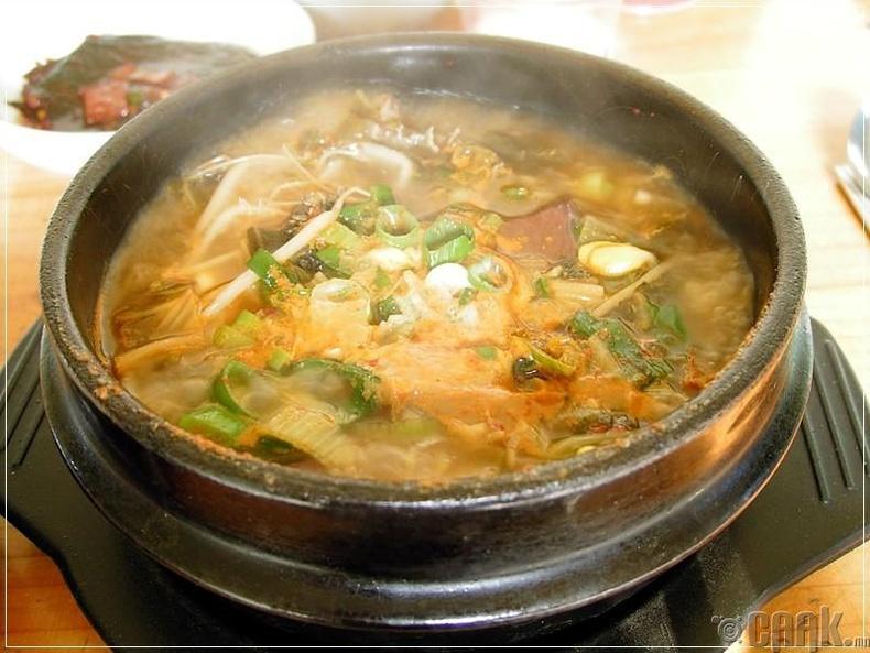 Хаежанггук (Haejangguk)