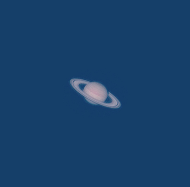 Өдрийн цагаар авсан Санчир гаригийн зураг