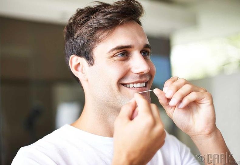 Шүдээ өдөр бүр цэвэрлэ