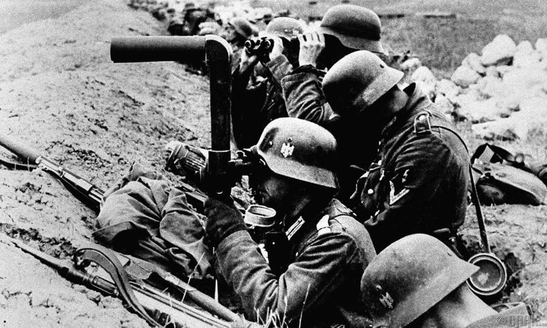"""""""Барбаросса"""" ажиллагаа 1941 он (1.4 сая хүн амиа алдсан)"""