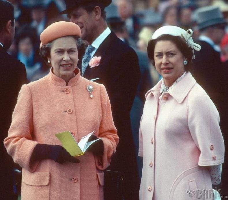 Хатан хаан  эгч Маргаретдаа үнэхээр их хайртай байсан