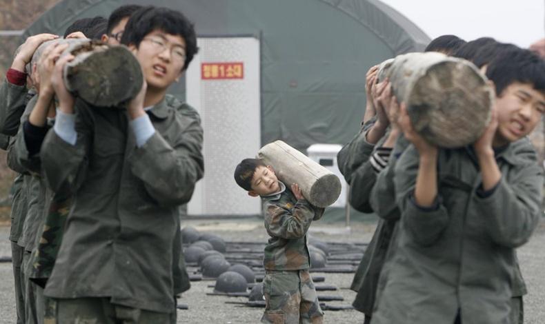 Хойд Солонгосын шоронгийн амьдрал