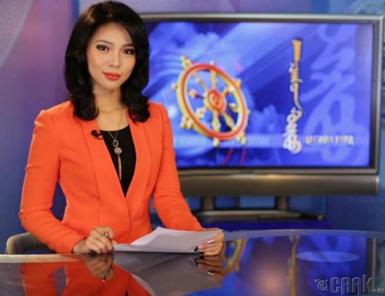 Телевизийн нэвтрүүлэгч