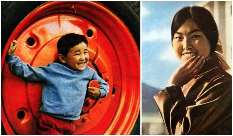"""Оросын алдарт """"Огонёк"""" сэтгүүл дээр гарч байсан Монголчуудын ховор зургууд (40+ фото)"""