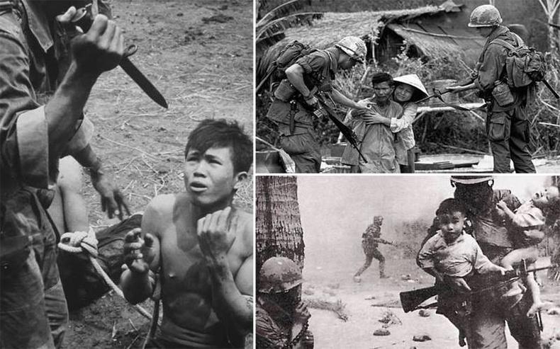 Вьетнамын дайны үеийн ховор зургууд