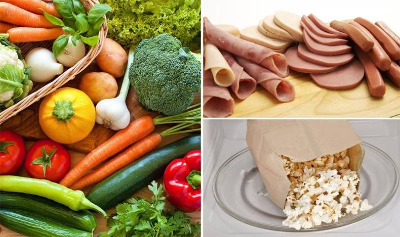 Хорт хавдар үүсгэдэг хоол хүнс