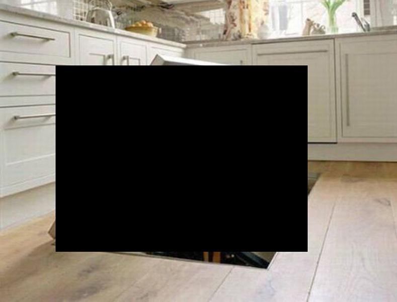 Гал тогооны нууц өрөө