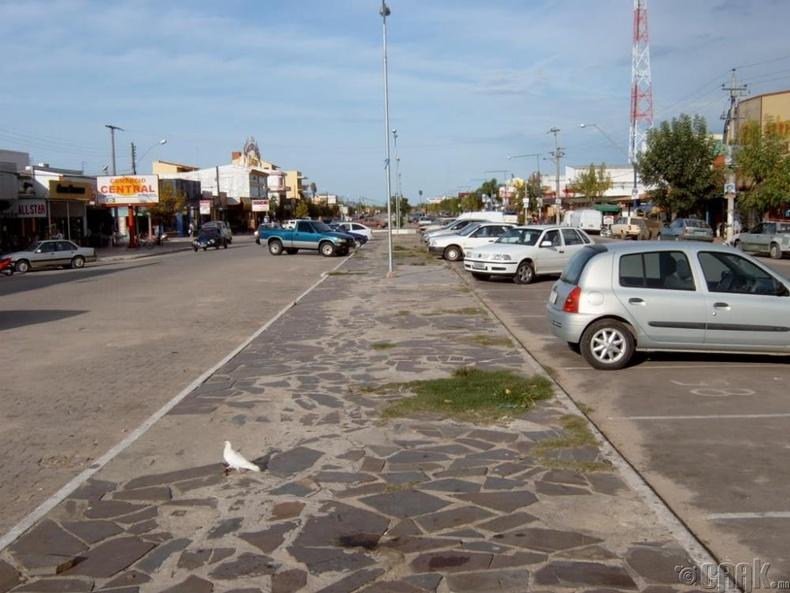 Бразил ба Уругвай улсын хил