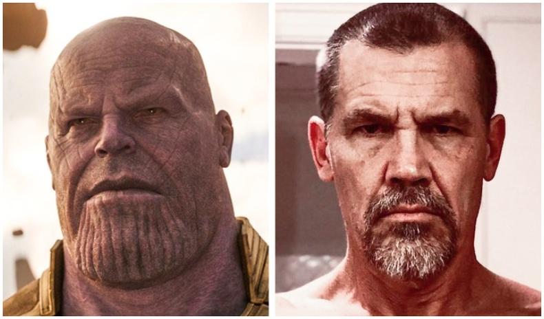 """""""Marvel""""-ын жүжигчид нүүр хувиргалтгүйгээр..."""