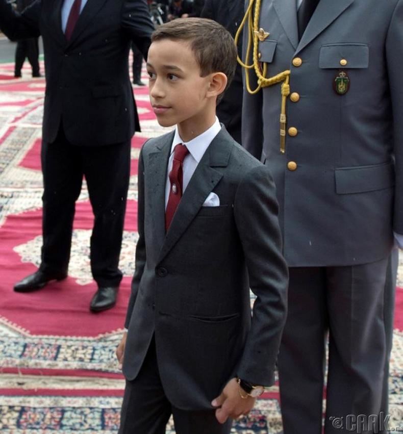 Моулай Хассан (Moulay Hassan) - Морокко, 13 настай
