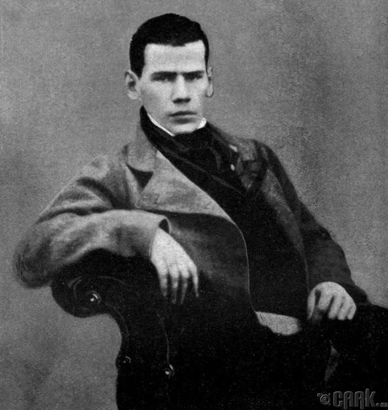 Оросын суут зохиолч Лев Толстой