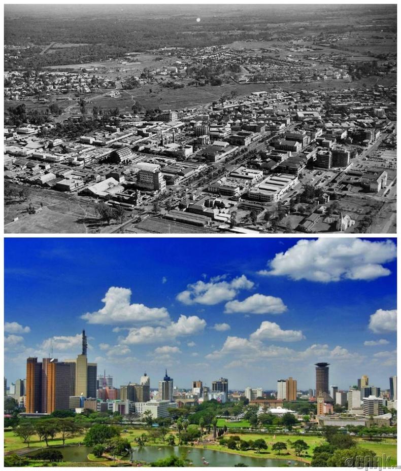 Найроби, Кени: 1960 он - Одоо