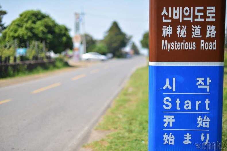 Өмнөд Солонгосын этгээд зам