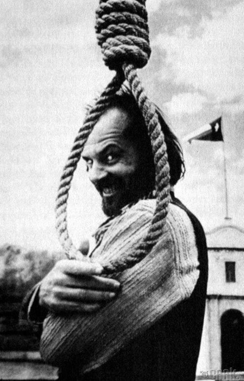 Жүжигчин Жэк Николсон